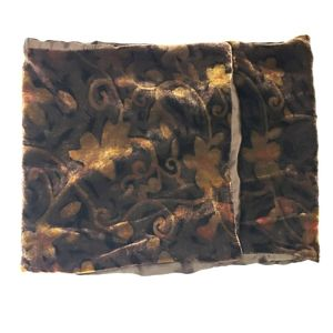 3 for $25 Elaine Gold for Collection Velour Scarf